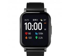Smartwatch Xiaomi, Haylou LS02 Bluetooth V5.0, Negru - 4930443
