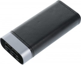 Baterie Externa Puridea S20 10000 Mah Neagra 2 X USB, 1 X MicroUSB, 1 X Type C, 1 X Lightning