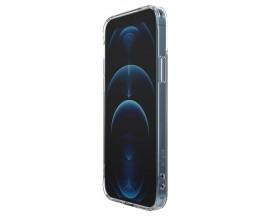 Husa Spate Premium Ringke Fusion Magnetic Magsafe Compatibila Cu iPhone 12 / 12 Pro, Transparenta Matta