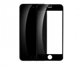 Folie Protectie Ecran Hybrid Upzz Ceramic Full Glue Pentru iPhone Se 2 / 7 / 8, Transparenta Cu Margine Neagra