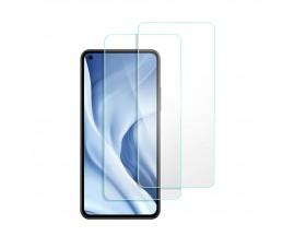 Folie Premium Tempered Glass Spigen Glass Tr. Slim Compatibila Cu Xiaomi Mi 11 Lite / Mi 11 Lite 5G, 2 Bucati
