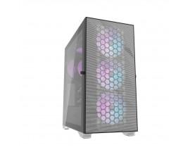 Carcasa pentru computer Darkflash DLX21, Alb - 70085200