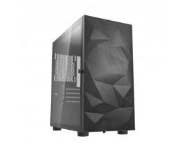 Carcasa pentru computer Darkflash DLM21 Mesh, Negru - 70082070
