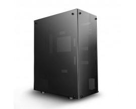Carcasa pentru computer Darkflash Phantom, Negru - 70074631