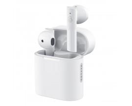 Casti wireless Haylou MoriPods, TWS Bluetooth 5.2, Albe- 4930955