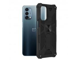 Husa Spate Upzz Tech Blazor Compatibila Cu OnePlus Nord N200 5G, Negru