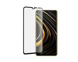 Folie Sticla Full Cover Full Glue Mocolo Compatibila Cu Xiaomi Poco M3