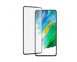Folie Sticla Full Cover Full Glue Mocolo Compatibila Cu Samsung Galaxy S21 FE