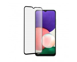 Folie Sticla Full Cover Full Glue Mocolo Compatibila Cu Samsung Galaxy A22 5G