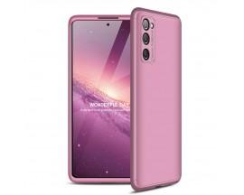 Husa Upzz Protection Compatibila Cu Samsung Galaxy S20 Fe, Rose