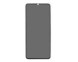 Folie Sticla Securizata Upzz Privacy Compatibila Cu Samsung Galaxy A12, Anti Spy Glass
