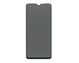 Folie Sticla Securizata Upzz Privacy Compatibila Cu Xiaomi Redmi Note 8 Pro, Anti Spy Glass