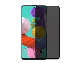 Folie Sticla Securizata Upzz Privacy Compatibila Cu Xiaomi Redmi 9A, Anti Spy Glass