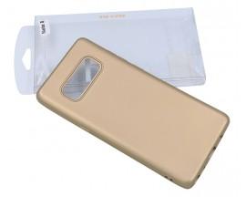 Husa Protectie Silicon 360 Grade Upzz Samsung Note 8 Gold