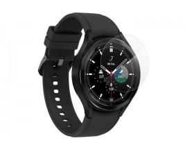 Set 3 x Folie 3mk Arc Policarbonat  Pentru Samsung Galaxy Watch 4 (44mm), Transparenta