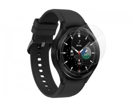 Set 3 x Folie 3mk Arc Policarbonat  Pentru Samsung Galaxy Watch 4 Classic (46mm), Transparenta