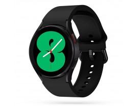 Curea Ceas Upzz Tech Iconband Compatibila Cu Samsung Galaxy Watch 4  ( 40 / 42 / 44 / 46mm ) Negru