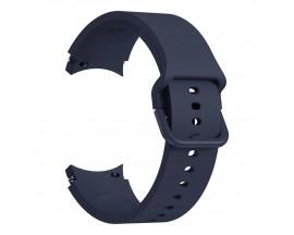 Curea Ceas Upzz Tech Iconband Compatibila Cu Samsung Galaxy Watch 4  ( 40 / 42 / 44 / 46mm ) Navy Albastru