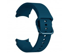 Curea Ceas Upzz Tech Iconband Compatibila Cu Samsung Galaxy Watch 4  ( 40 / 42 / 44 / 46mm ) Electric Blue