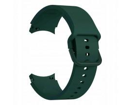 Curea Ceas Upzz Tech Iconband Compatibila Cu Samsung Galaxy Watch 4  ( 40 / 42 / 44 / 46mm ) Army Verde