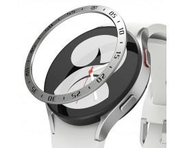 Rama Cadran Ringke Bezel Compatibila Cu Samsung Galaxy Watch 4 40mm, Stainless Silver