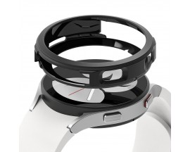 Husa Protectie Cadran Ringke Air  Compatibila Cu Samsung Galaxy Watch 4  40mm, Negru