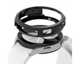 Husa Protectie Cadran Ringke Air  Compatibila Cu Samsung Galaxy Watch 4  44mm, Negru
