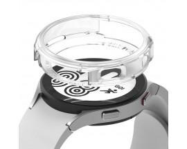 Husa Protectie Cadran Ringke Air  Compatibila Cu Samsung Galaxy Watch 4  44mm, Transparenta