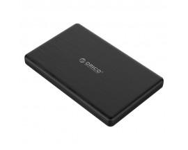 "Suport HDD / SSD Orico 2,5 ""USB 3.0 2578U3-BK-BP + USB 3.0 Micro B 0.5m cablu - 1868792"