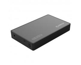 "Rack Orico 3588C3, compatibil HDD/SSD 3.5"" SATA, USB 3.0 Type-C, Black - 1889797"