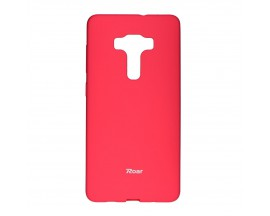 Husa spate Roar Jelly Case ASUS Zenfone 3 Deluxe ZS570KL Roz Mat