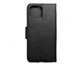 Husa Flip Carte Upzz  Fancy Book Compatibila Cu Xiaomi Mi 11 Lite / Mi 11 Lite 5G, Negru