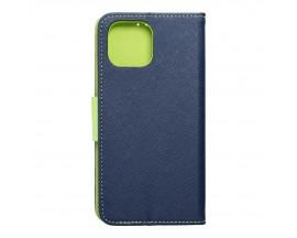 Husa Flip Carte Upzz  Fancy Book Compatibila Cu Xiaomi Mi 11 Lite / Mi 11 Lite 5G, Albastru