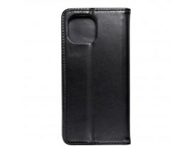 Husa Flip Carte Upzz Magnet Book  Compatibila Cu Xiaomi Mi 11 Lite / Mi 11 Lite 5G, Negru