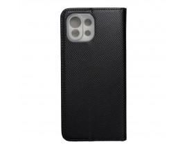 Husa Flip Carte Upzz Smart Compatibila Cu Xiaomi Mi 11 Lite / Mi 11 Lite 5G, Negru