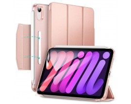 Husa Esr Ascend Trifold Compatibila Cu iPad 6 Mini 2021, Gold