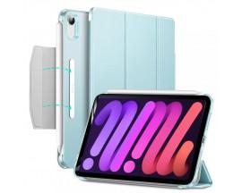 Husa Esr Ascend Trifold Compatibila Cu iPad 6 Mini 2021, Albastru