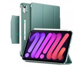 Husa Esr Ascend Trifold Compatibila Cu iPad 6 Mini 2021, Verde