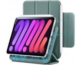 Husa ESR Rebound Magnetic compatibila cu iPad Mini 6 (2021) Verde