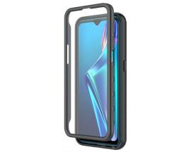 Husa Premium Upzz Tech Defense 360 Compatibila Cu Oppo A12, Folie Protectie Inclusa Pentru Ecran