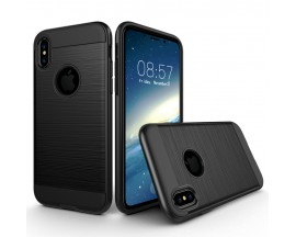Husa Anti-shock Pro Plus iPhone X,iphone 10 Negru