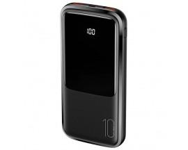 Baterie Externa Powerbank USAMS (US-CD161), 10,000 mAh, 2 Porturi USB + Micro USB / Type C, Negru
