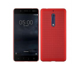 Husa Mixon Slim Air-Up Nokia 5 Rosu
