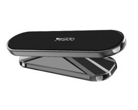 Suport Auto Magnetic Yesido Pentru Masina, Cu Prindere Pe Bord C82, Negru