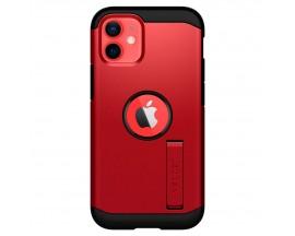 Husa Originala Premium Spigen Tough  Armor iPhone 12 Mini, Red