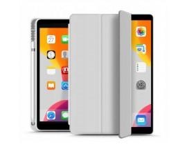 Husa Upzz Tech Smartcase Sc Pen Ipad 10.2 2019 / 2020 / 2021 Light Gri