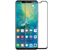 Folie Sticla Securizata Full Glue 5d Compatibila Cu Huawei Mate 20 Lite, Dreapta Case Friendly