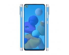 Folie Premium Full Cover Ringke Dual Easy Samsung Galaxy A21S ,Transparenta -2 Bucati In Pachet