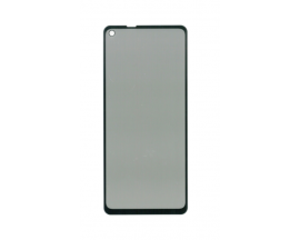Folie Sticla Full Cover Upzz Cu Full Glue 6d Pentru Samsung Galaxy A21s - Privacy