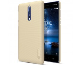 Husa slim Nokia 8 NILLKIN Frosted Gold